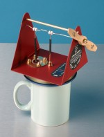 MM-1 coffee cup stirling engine