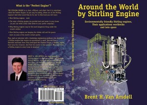 Around the World by Stirling Engine Book