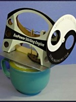 Eco Power Stirling Engine