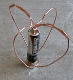 Homopolar Electric Motor