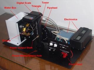 Smart Stirling Lab Engine