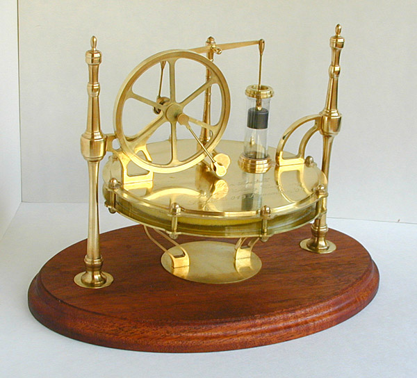 Van Arsdell Stirling Engine