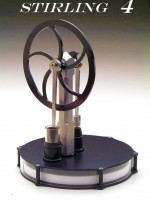Stirling 4 Stirling Engine